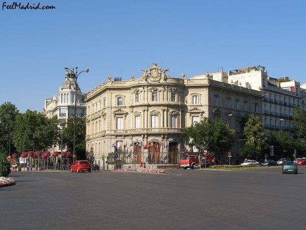 Casa de amrica madrid - Casa de labranza madrid ...