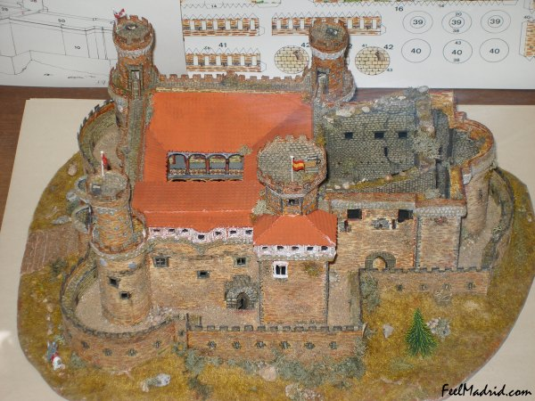 FeelMadrid.com - The Castle of Manzanares el Real