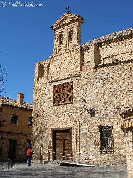 FeelMadrid.com - Sinagoga del Trnsito, Toledo