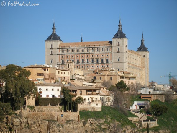 The Alcázar of Toledo