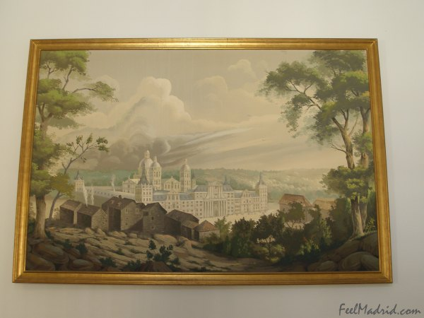 El Escorial Painting