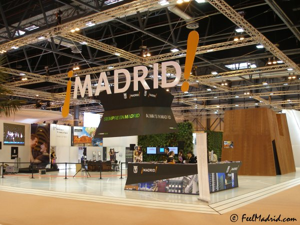 Madrid Stand FITUR